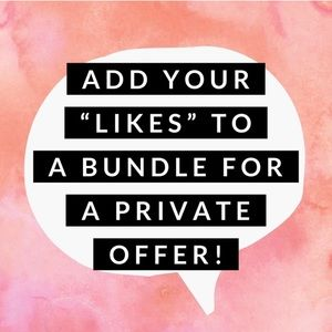 Other - Bundle your likes!